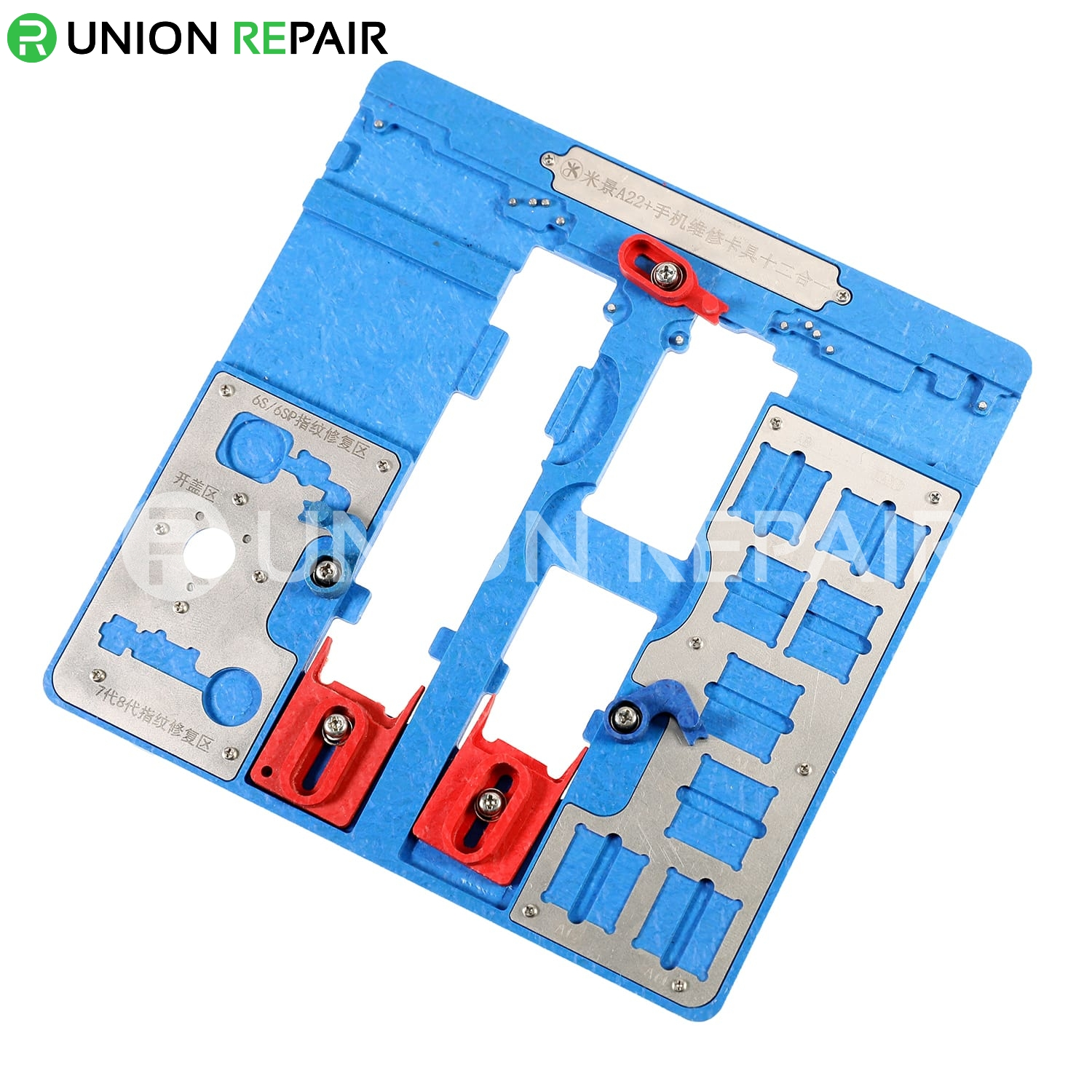 MJ 9 IN 1 A22+ iPhone Motherboard Test Fixture For 5S-XR