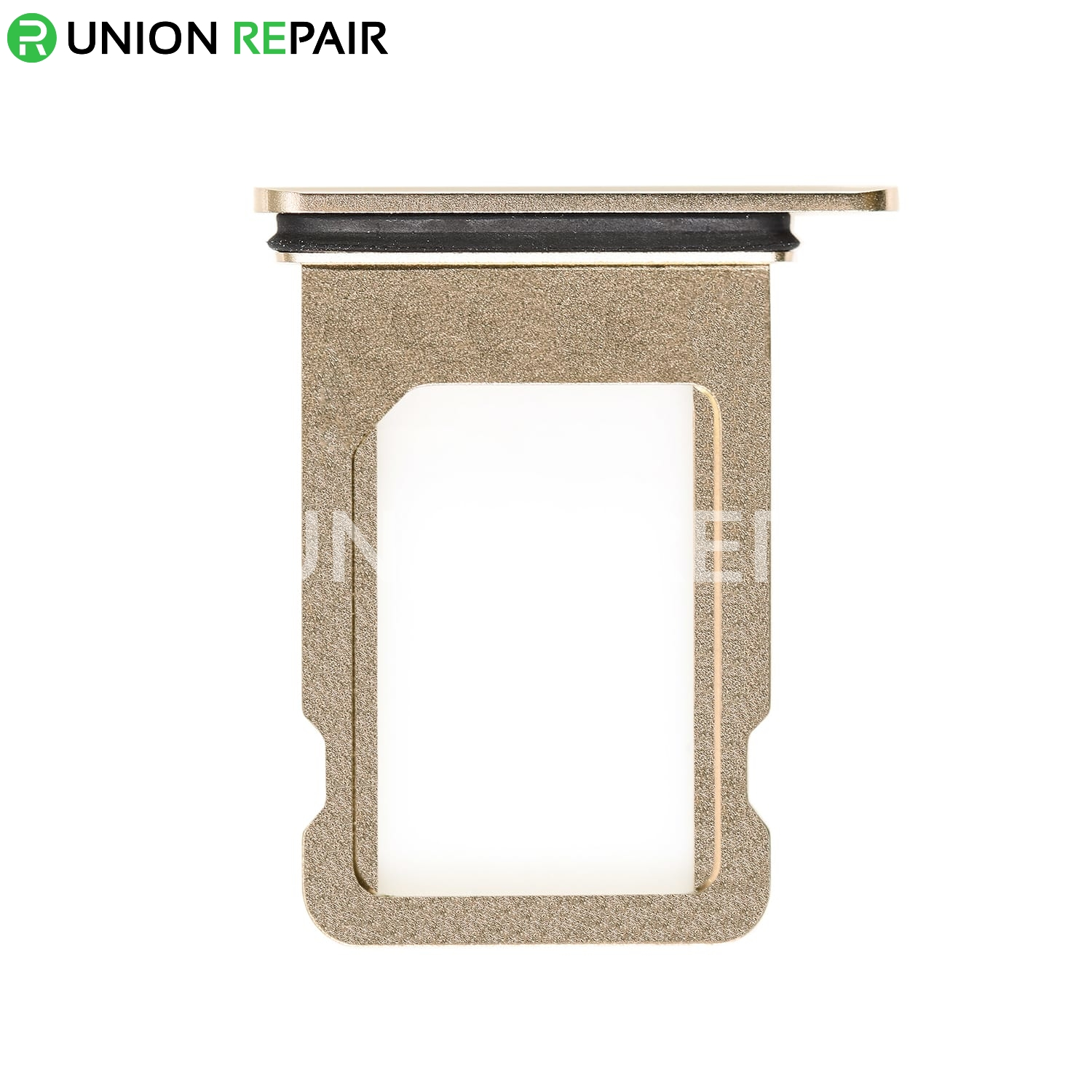 Replacement for iPhone Xs SIM Card Tray - Gold