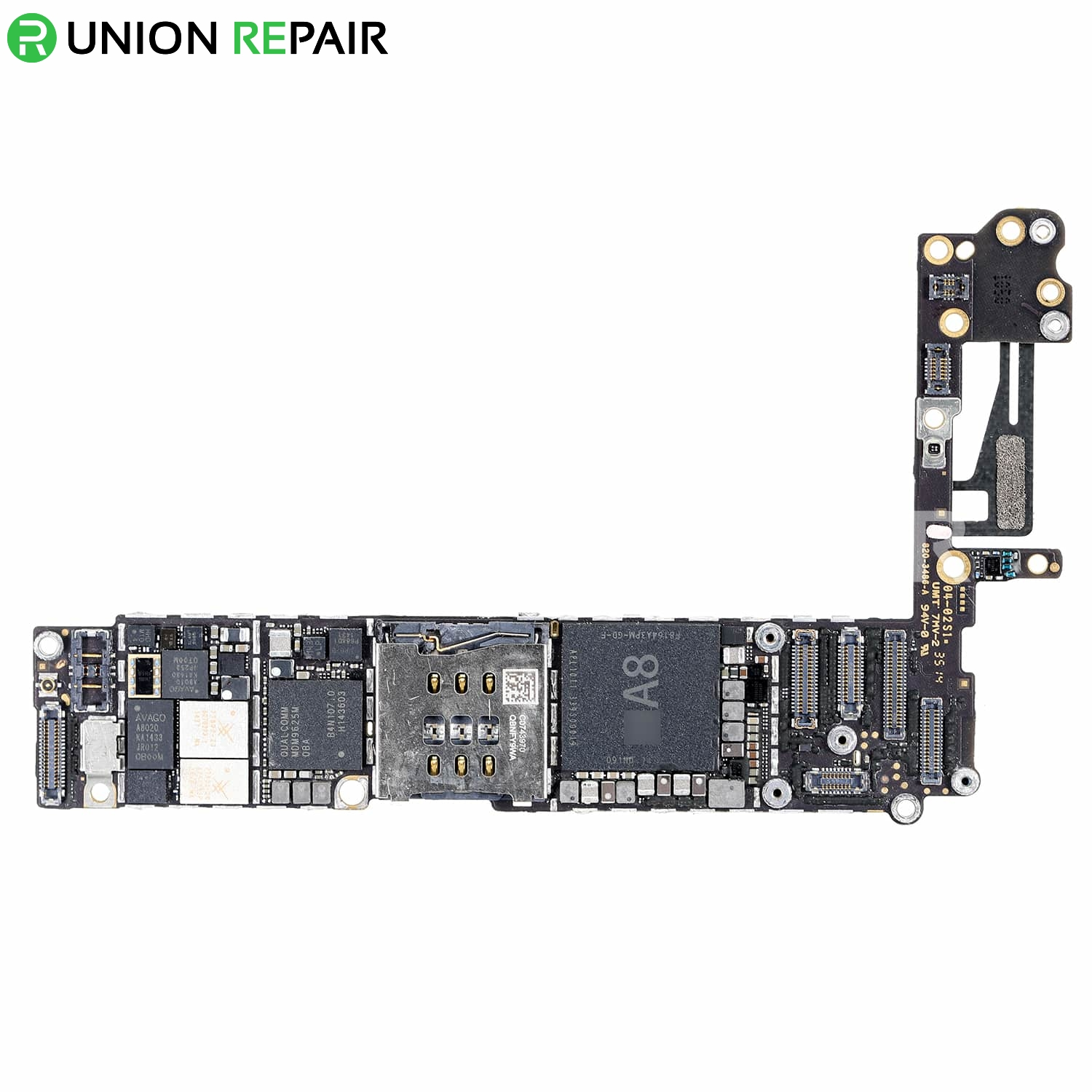 Broken Practice Board for iPhone Repair without Nand (5PCS/Set), Type: For iPhone 6G