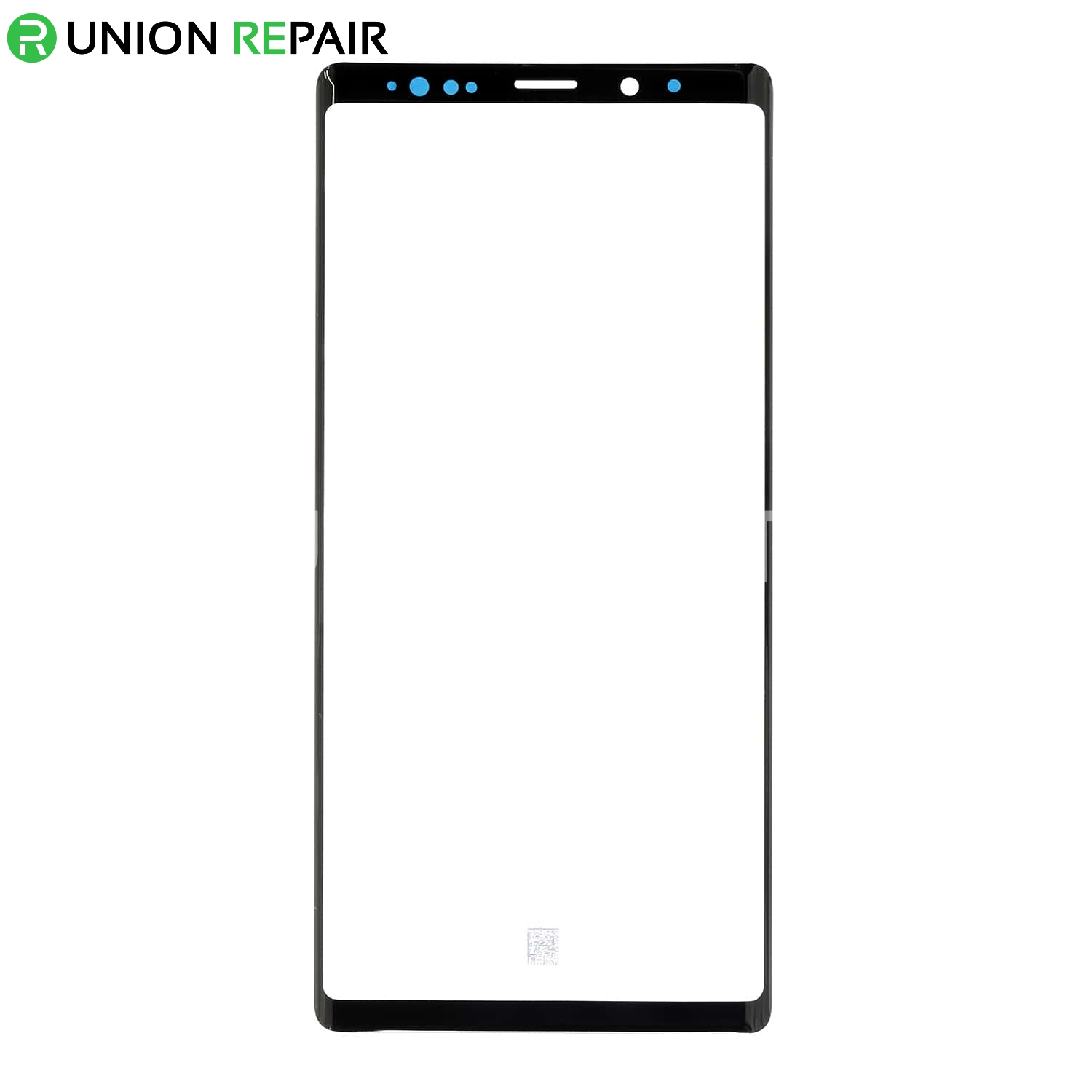 Replacement for Samsung Galaxy Note 9 Front Glass Lens - Black
