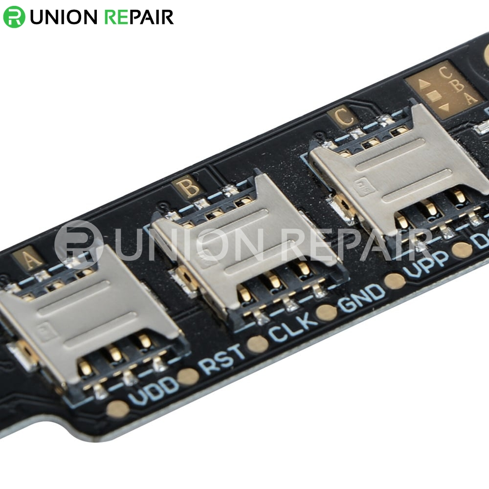 IP 3 in 1 SIM Card Universal Signal Testing Diagnosis Test Card