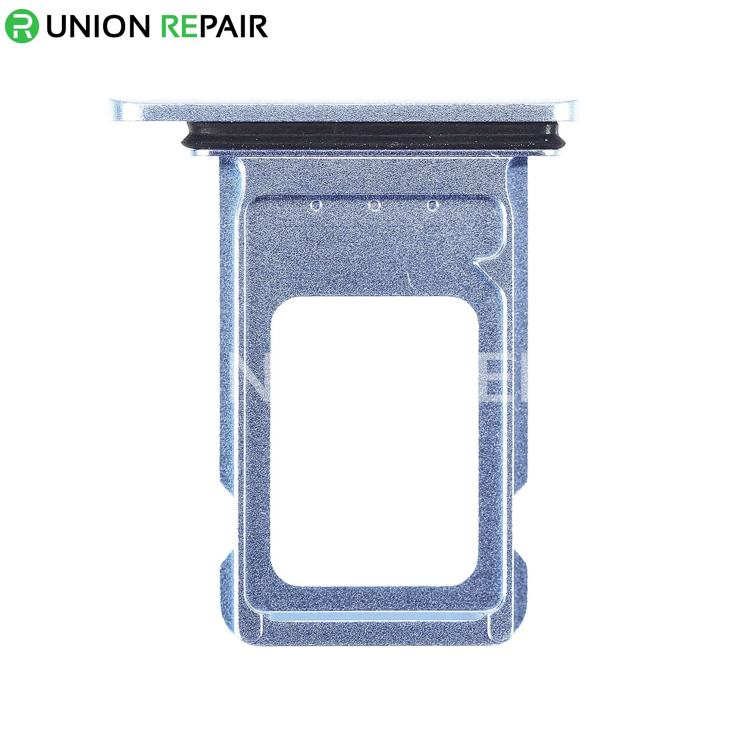 Replacement for iPhone XR Dual SIM Card Tray - Blue