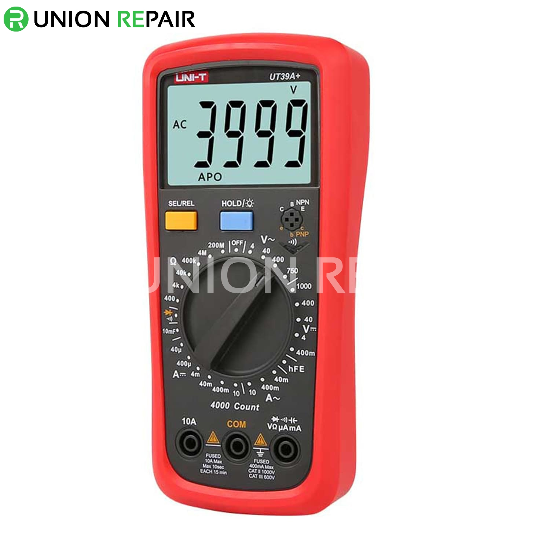 UNI-T UT39A+ Modern Digital Multimeter