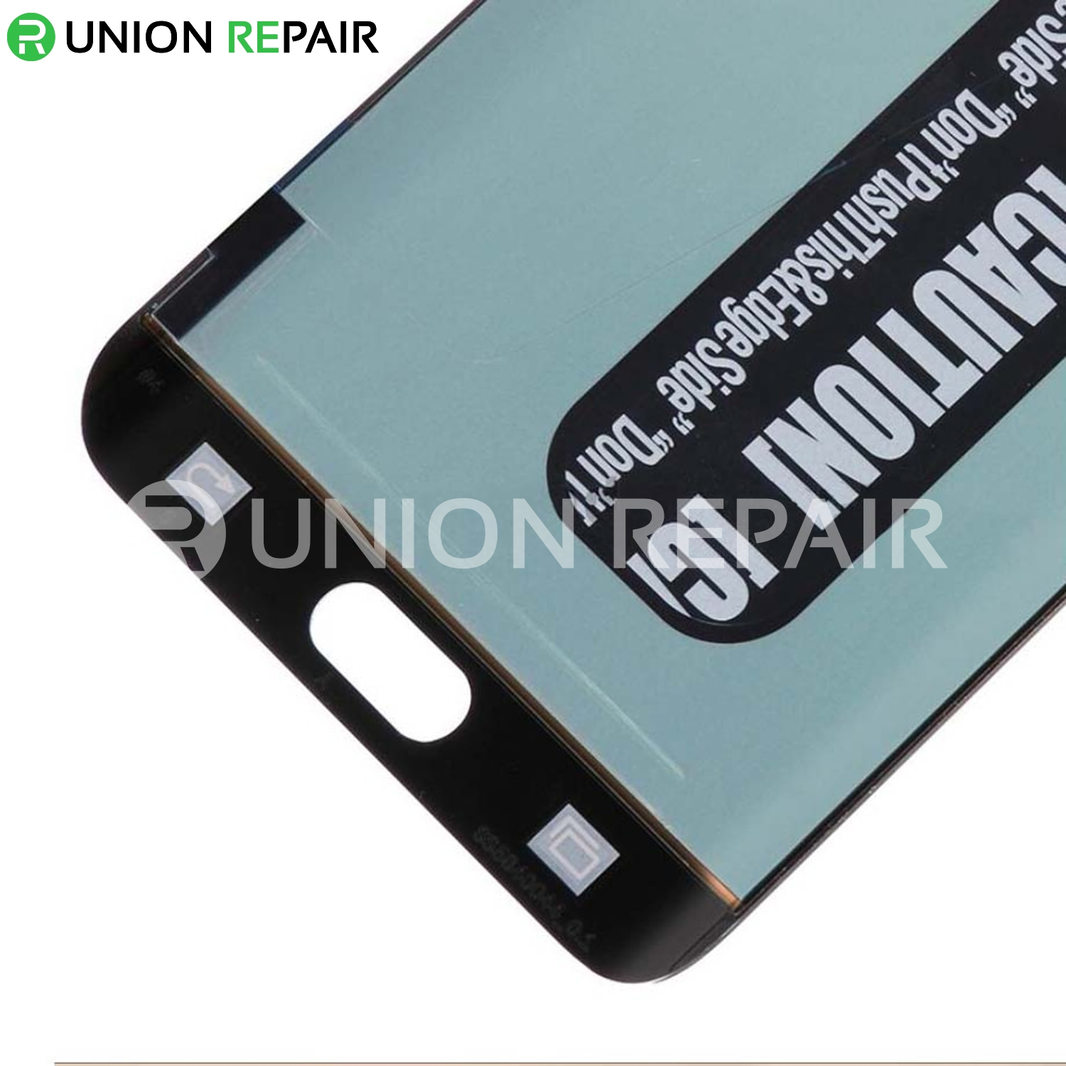 Replacement for Samsung Galaxy S6 Edge Plus SM-G928 Series LCD Screen with Digitizer Assembly - Silver
