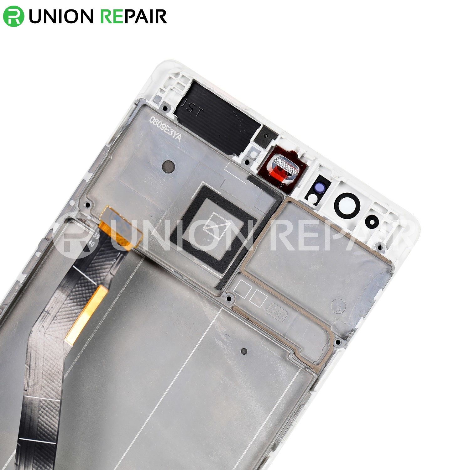 Replacement for Huawei P9 Plus LCD Digitizer Assembly with Frame - White