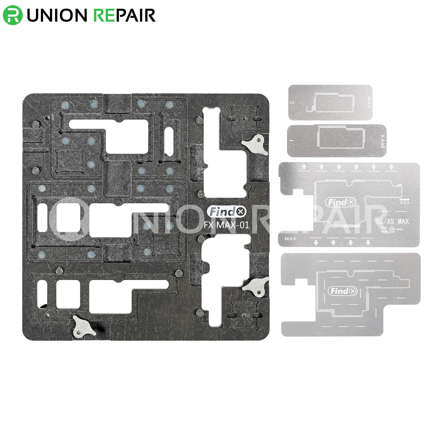FX MAX-01 PCB Holder Repair Clamp for iPhone X #FindX/Xs/XsMax