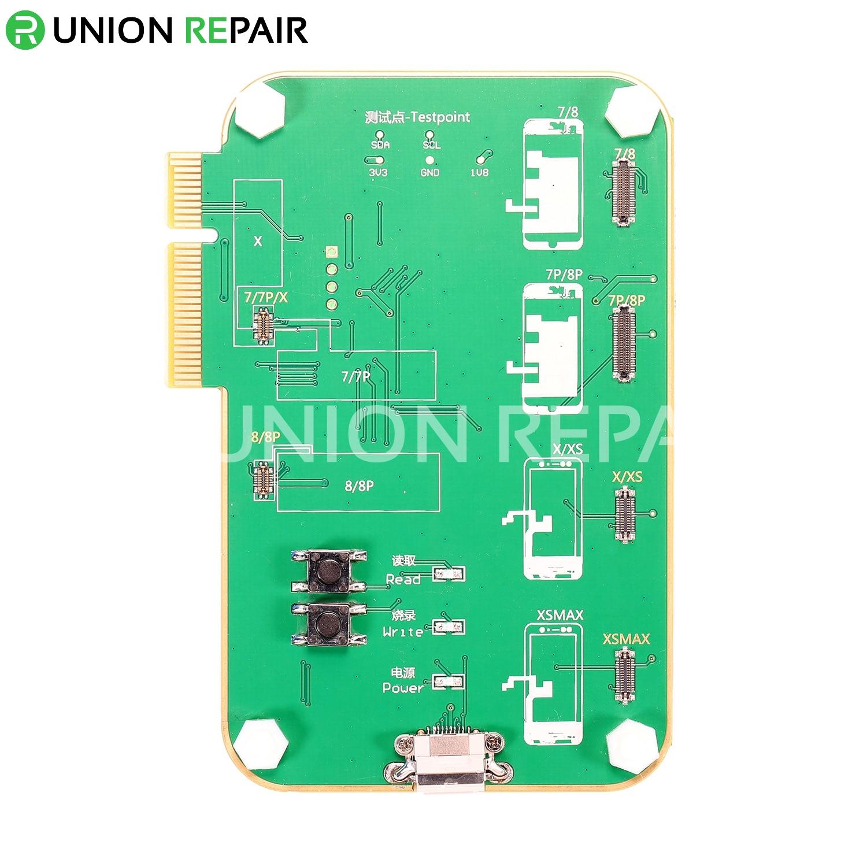 JC Module Light Sensor/Touch/Vibrator Data Backup Read/Write Programmer for iPhone 7/7P/8/8P/X/XS/XSMax