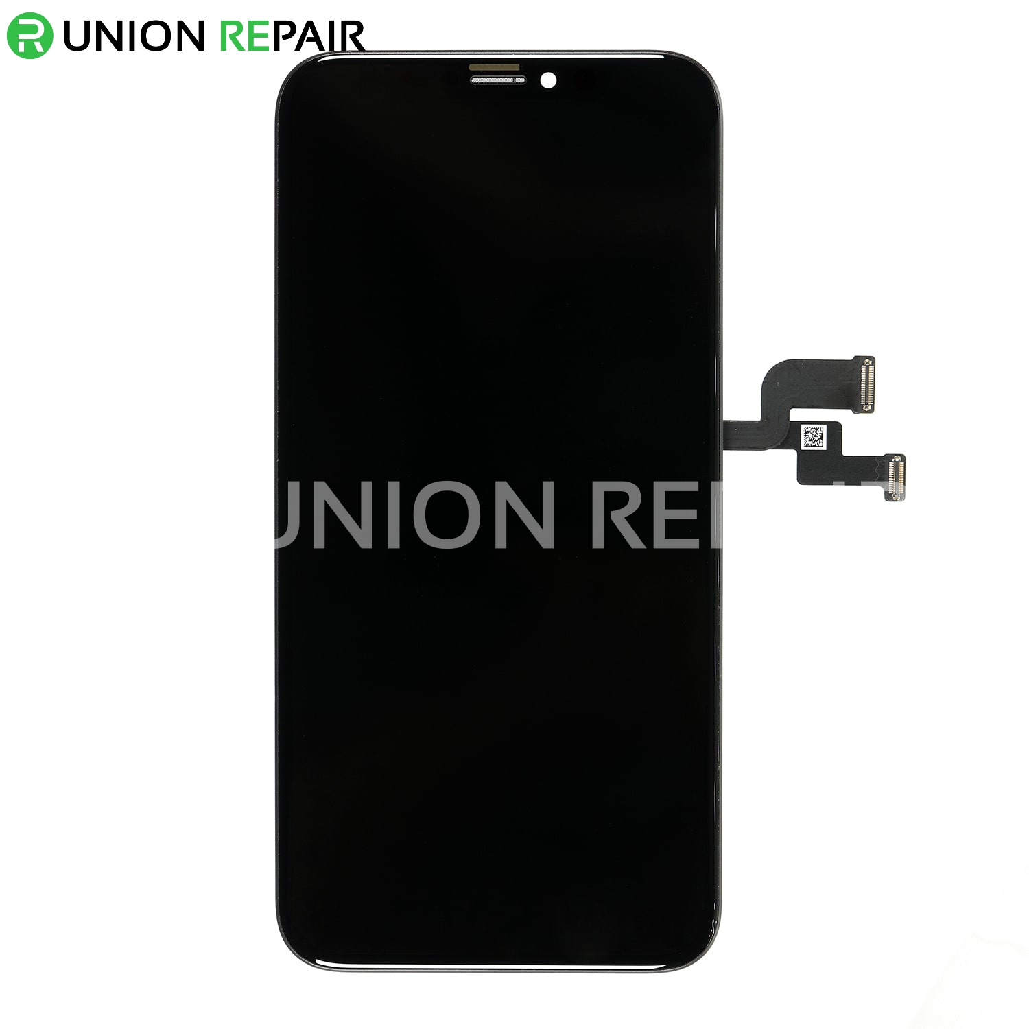 Replacement for iPhone Xs OLED Screen Digitizer Assembly - Black