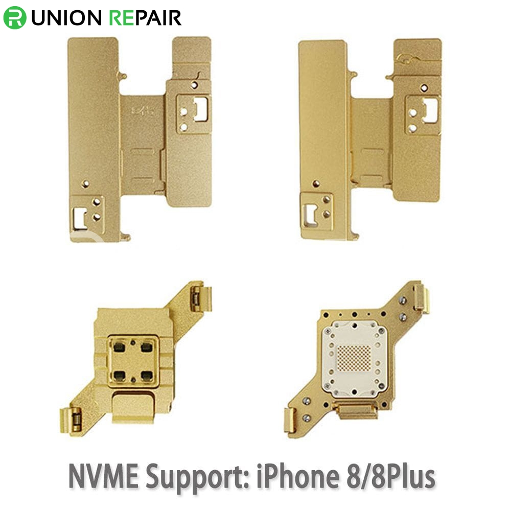 WL NAND PCIE NVME Flash HDD Test Fixture Tool For IPhone 5/5C/5S/6/6Plus/6S/6SPlus/7/7Plus/8/8Plus, Condition: For iPhone 8/8P