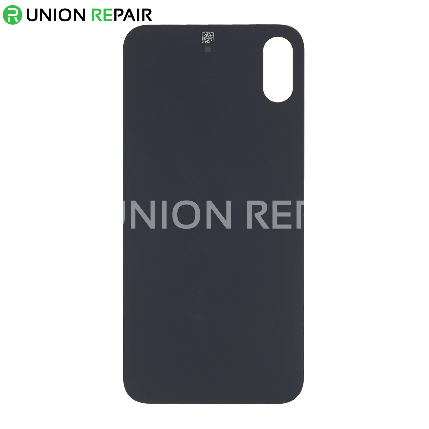 Replacement for iPhone Xs Back Cover - Space Gray