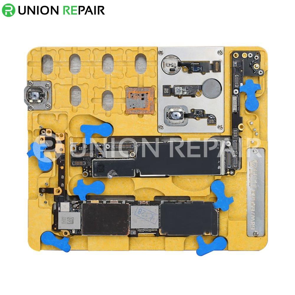 Mechanic MR9 Multi-Function Motherboard CPU NAND Fingerprint Repair PCB Holder