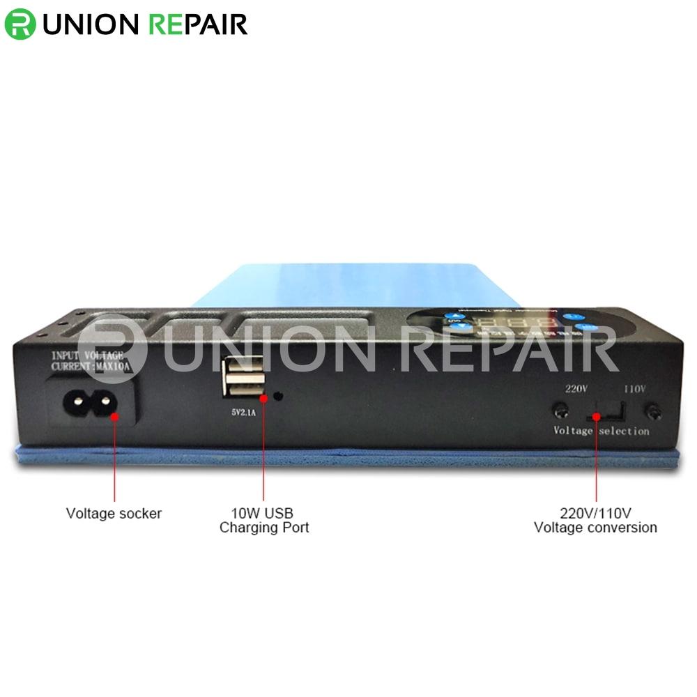 TOOKKS 15inch LCD Screen Separate Temperature Controller Separator