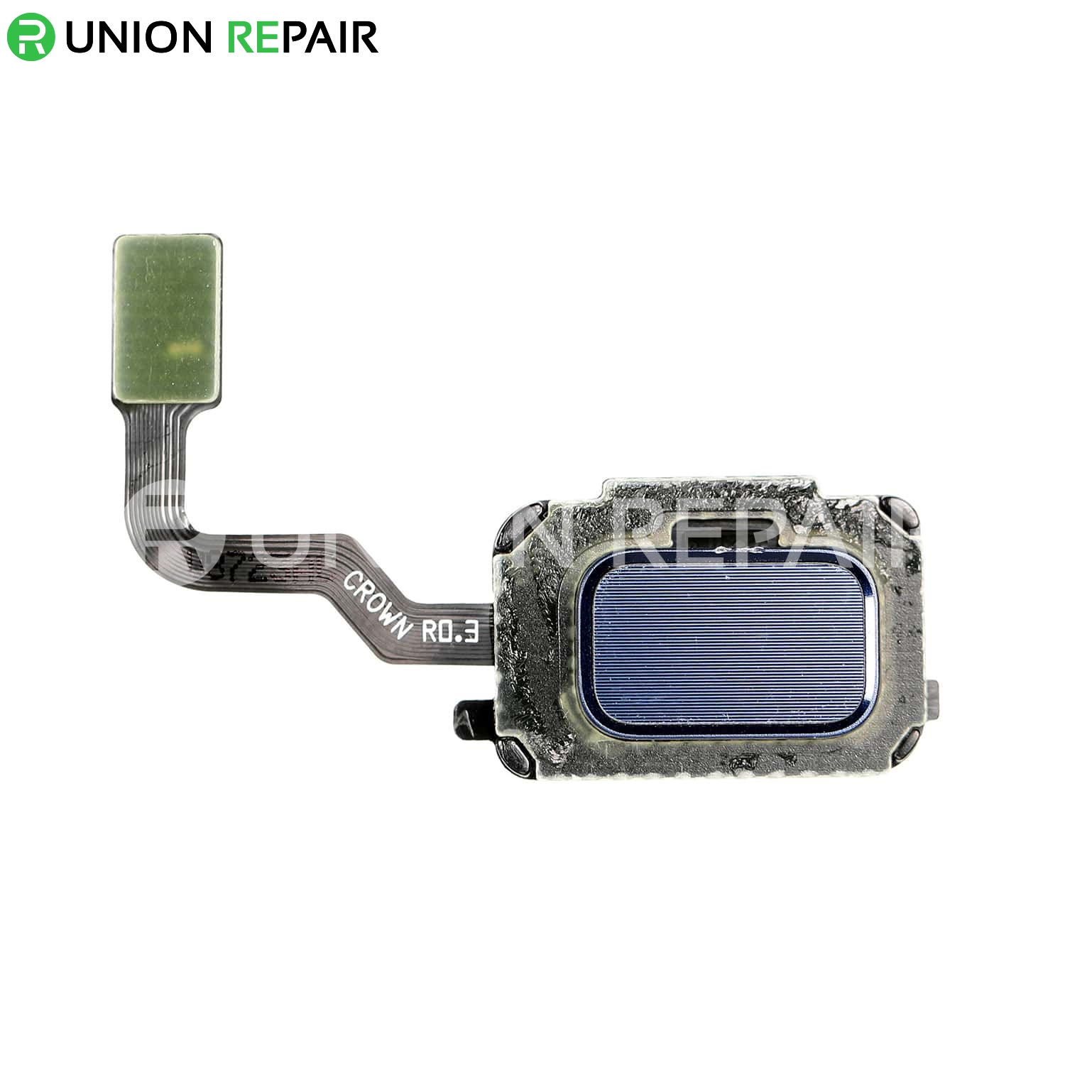 Replacement for Samsung Galaxy Note 9 Home Button Flex Cable - Blue