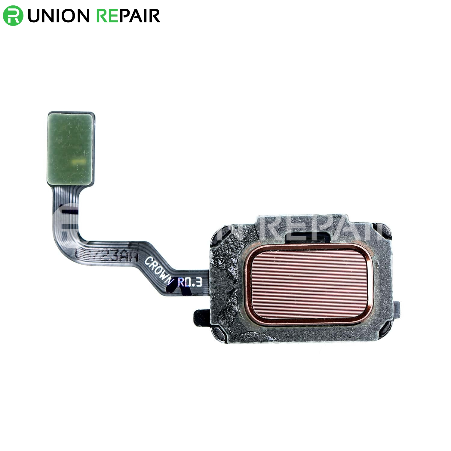 Replacement for Samsung Galaxy Note 9 Home Button Flex Cable - Gold