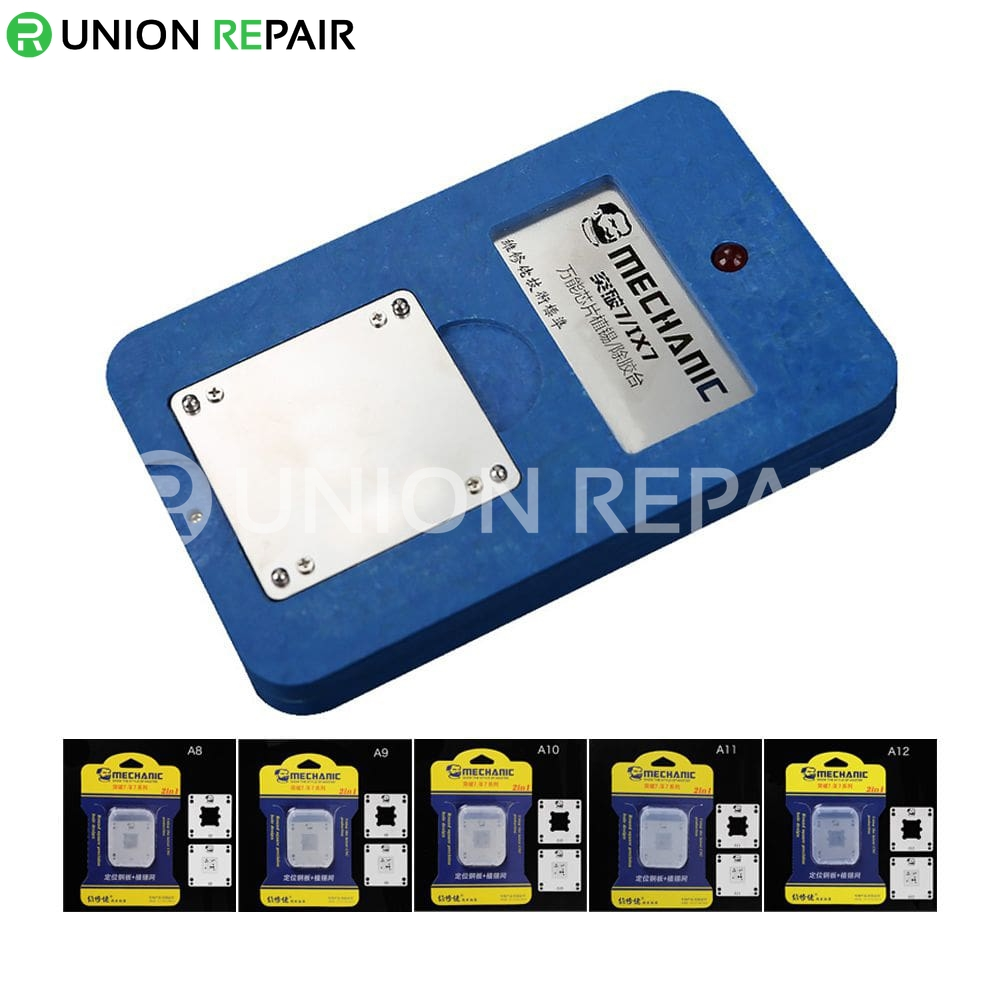Mechanic IX7 220V Mini Thermostat Remove Welding Platform for CPU A8 A9 A10 A11 A12