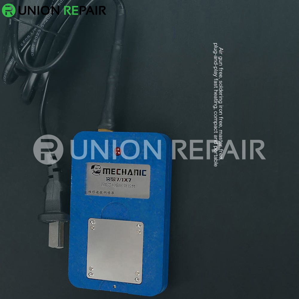 Mechanic IX7 220V Mini Thermostat Remove Welding Platform for CPU A8 A9 A10 A11 A12Mechanic IX7 220V Mini Thermostat Remove Welding Platform for CPU A8 A9 A10 A11 A12