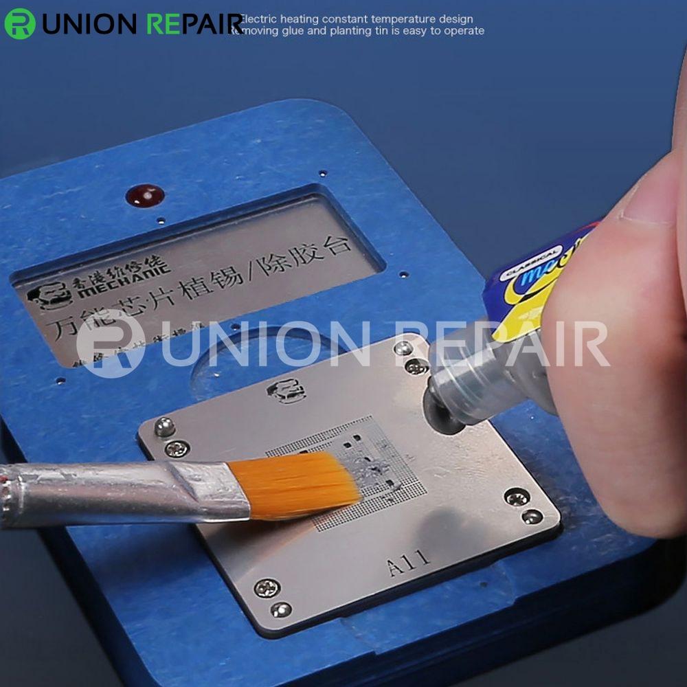 Mechanic IX7 220V Mini Thermostat Remove Welding Platform for CPU A8 A9 A10 A11 A12, fig. 1