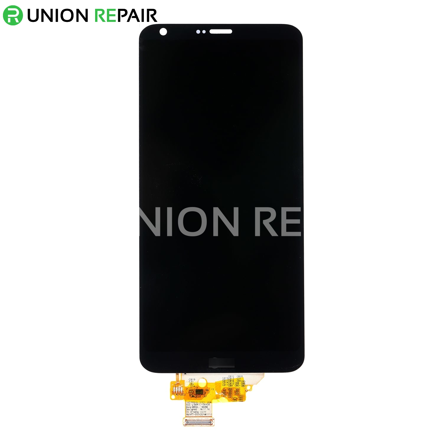 Replacement for LG G6 LCD Screen with Digitizer Assembly - Black