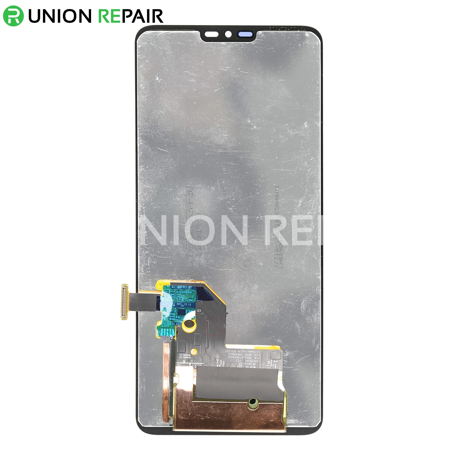 Replacement for LG G7 ThinQ LCD Screen with Digitizer Assembly - Black