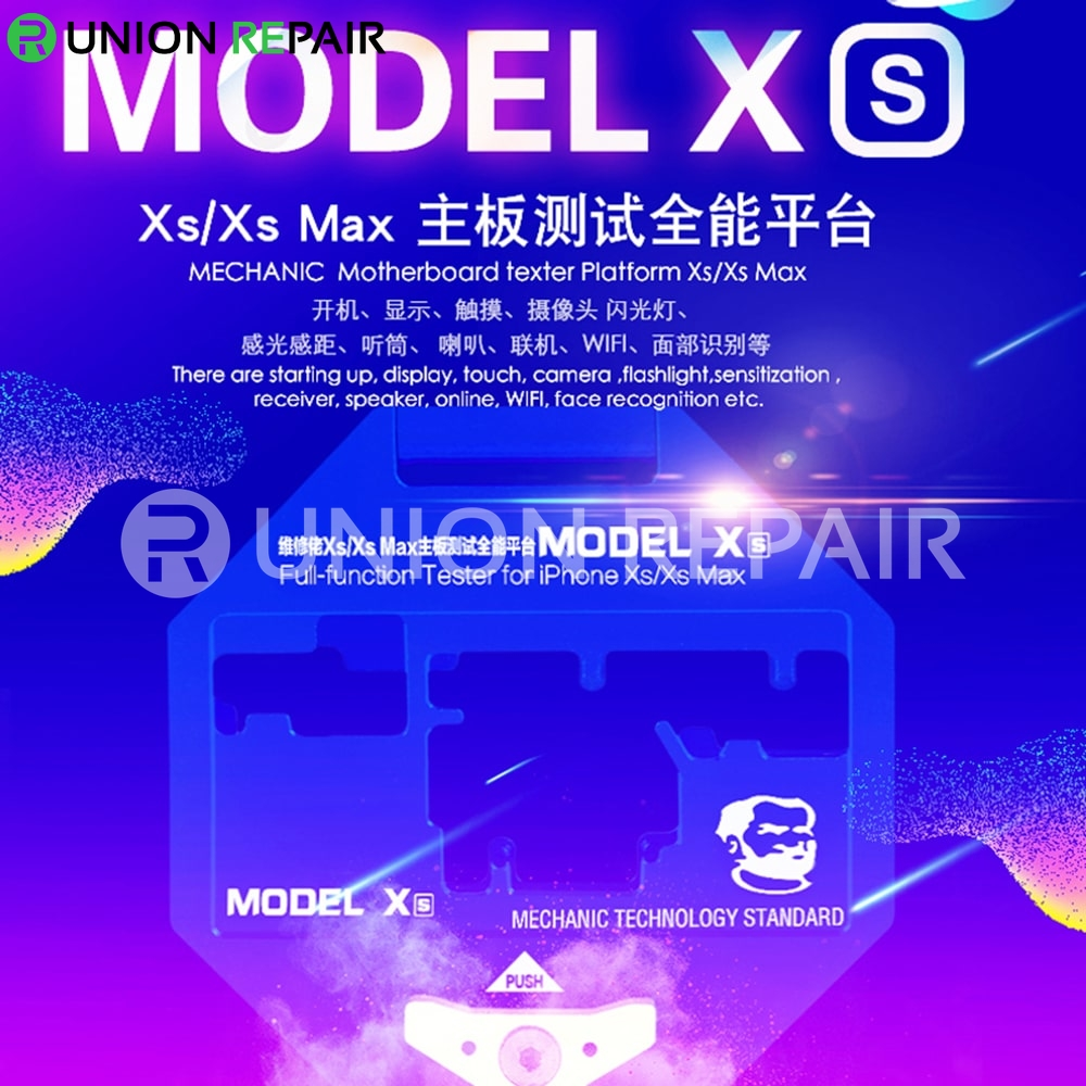 Mechanic Model Xs iSocket PCB Mainboard Holder Fixture for iPhone XS/XsMAX