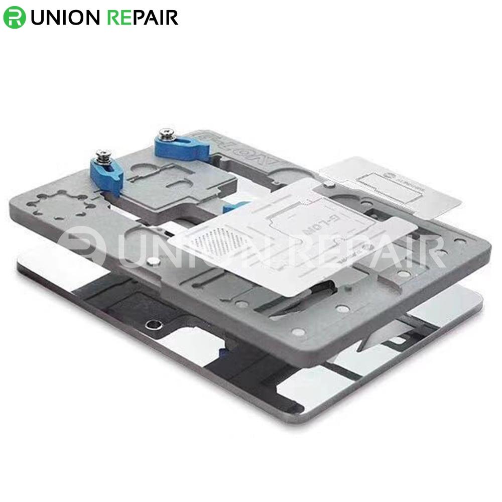 G-Lon SS-601K Main board Tinning Fixture Set for iPhone X/XS/XSMAX