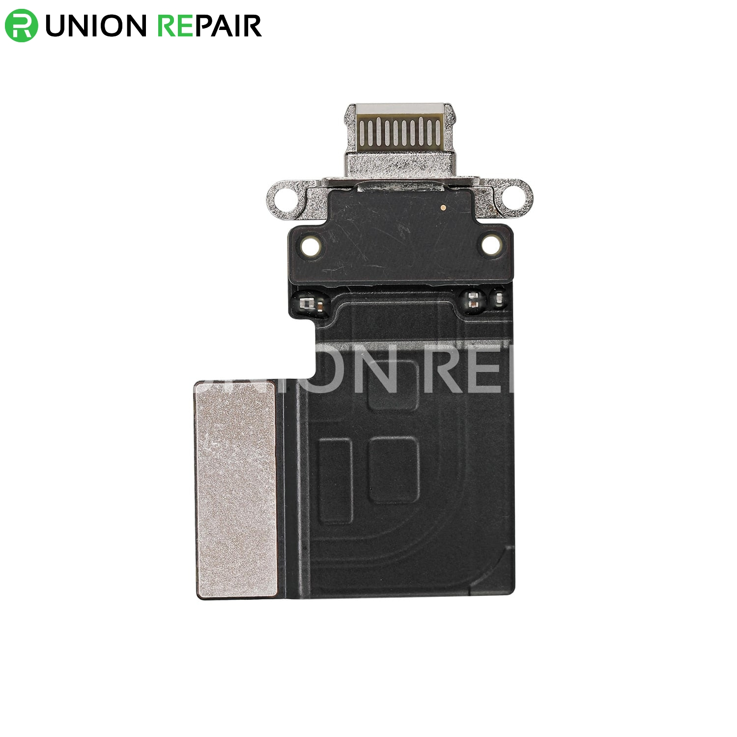 "Replacement for iPad Pro 11""/Pro 12.9 3rd Gen USB Charging Connector Flex Cable - White"