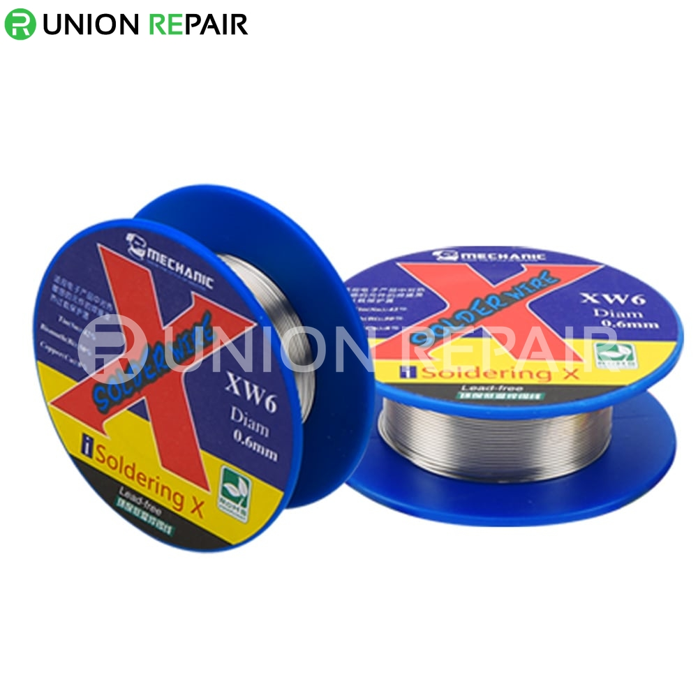 Mechanic i Soldering XW Low Temperature 138 Dgree Welding Wire for iPhone X/XS/XR/Xs MAX