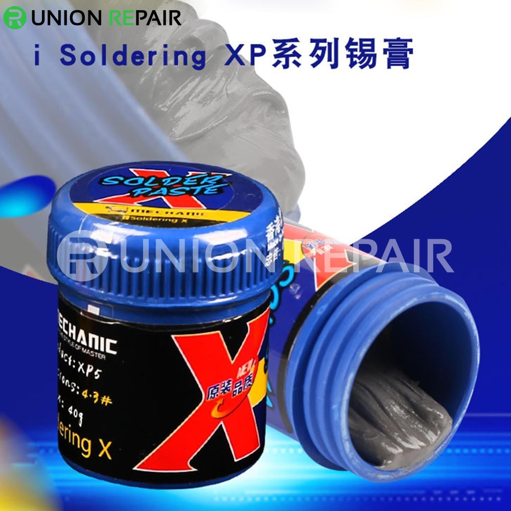 Mechanic i Soldering XP5 148 Degree Solder Paste 42g for iPhone X/XS/XR/XS MAX