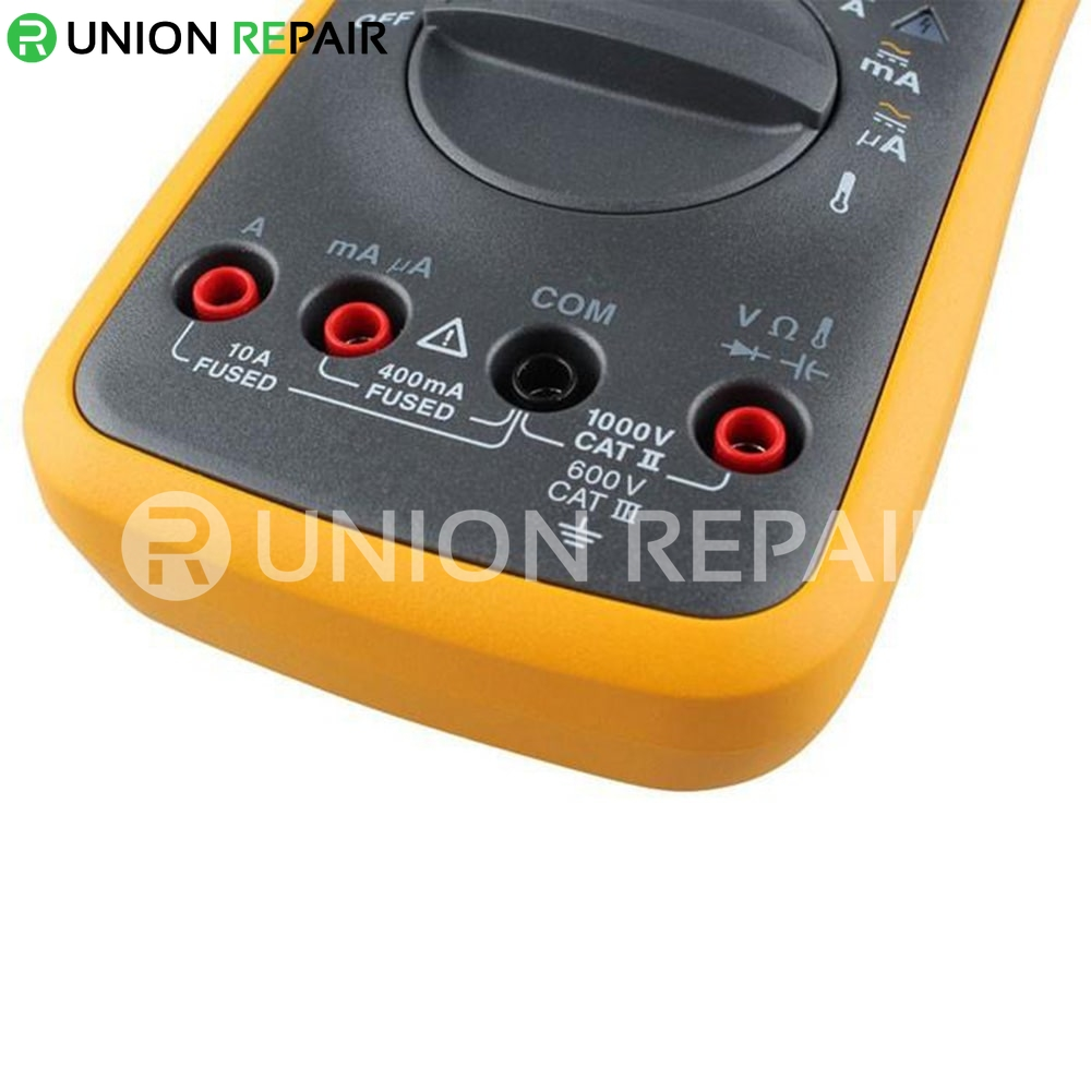 Fluke 17B+ High-Precision Temperature Frequency Auto Multifunction Digital Multimeter
