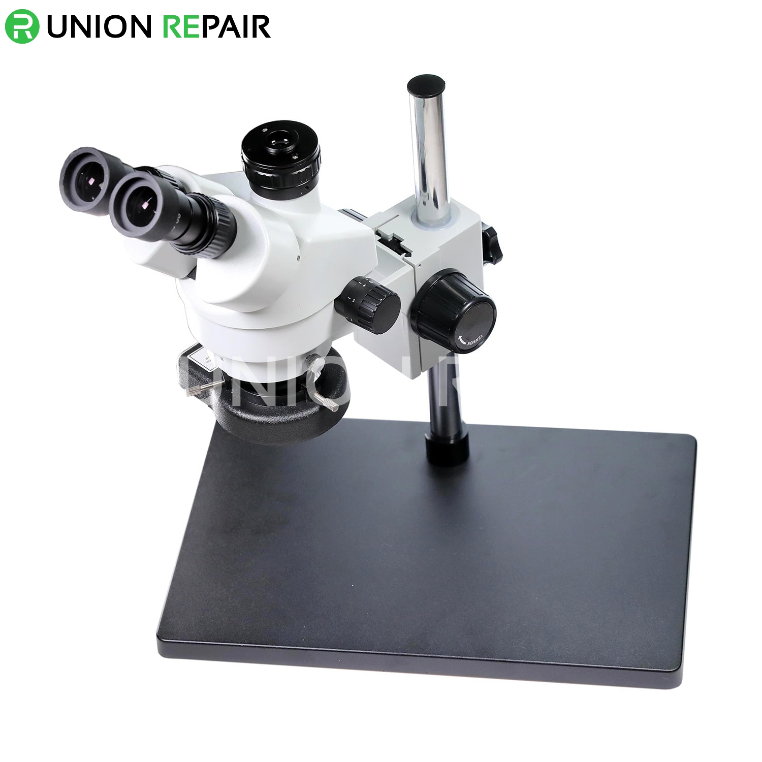 7-45x SZM45T-B1 Trinocular Industrial Stereo Microscope with LED lights