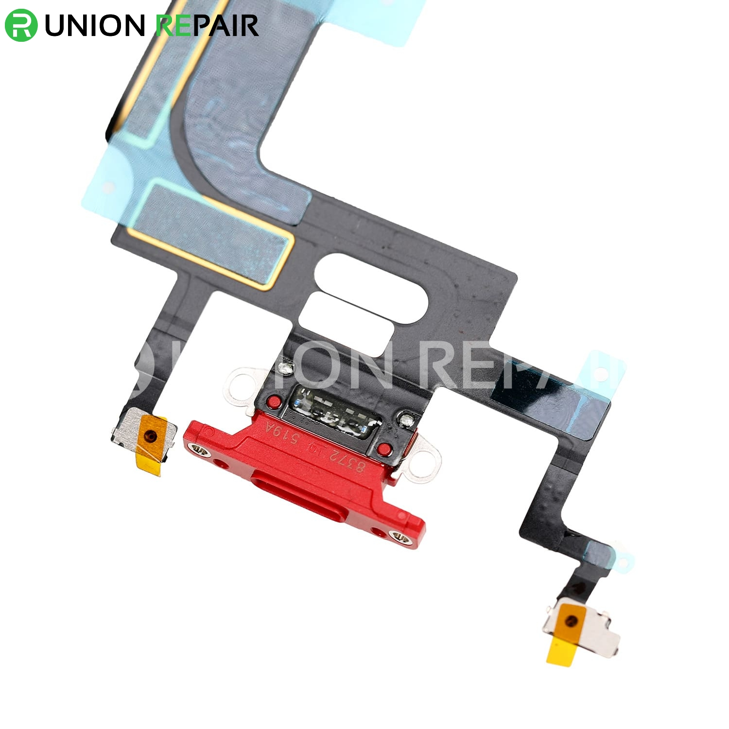 Replacement for iPhone XR Charging Connector Assembly - Red