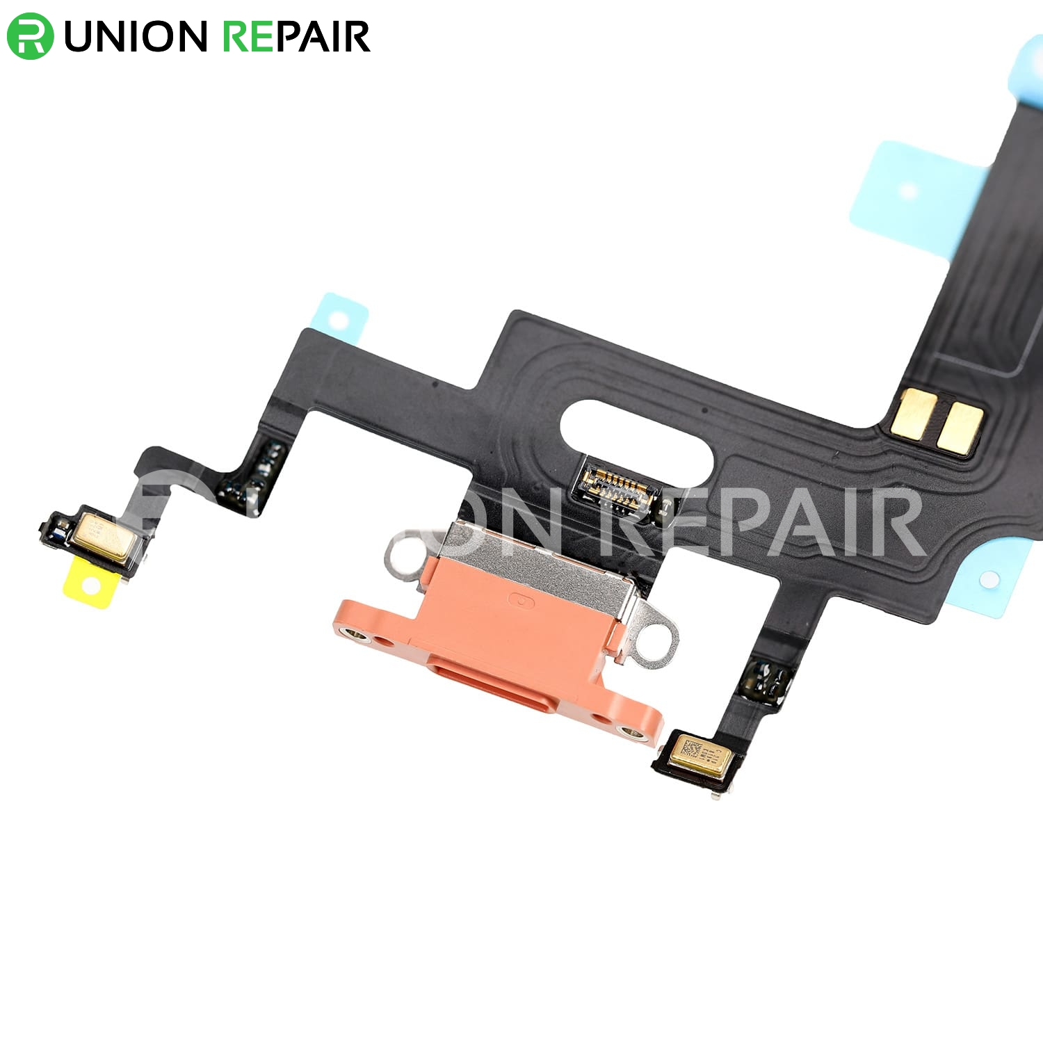 Replacement for iPhone XR Charging Connector Assembly - Coral