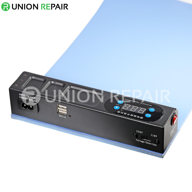 Heat Estacion 15inch Screen Heating Separate Temperature Controller Station