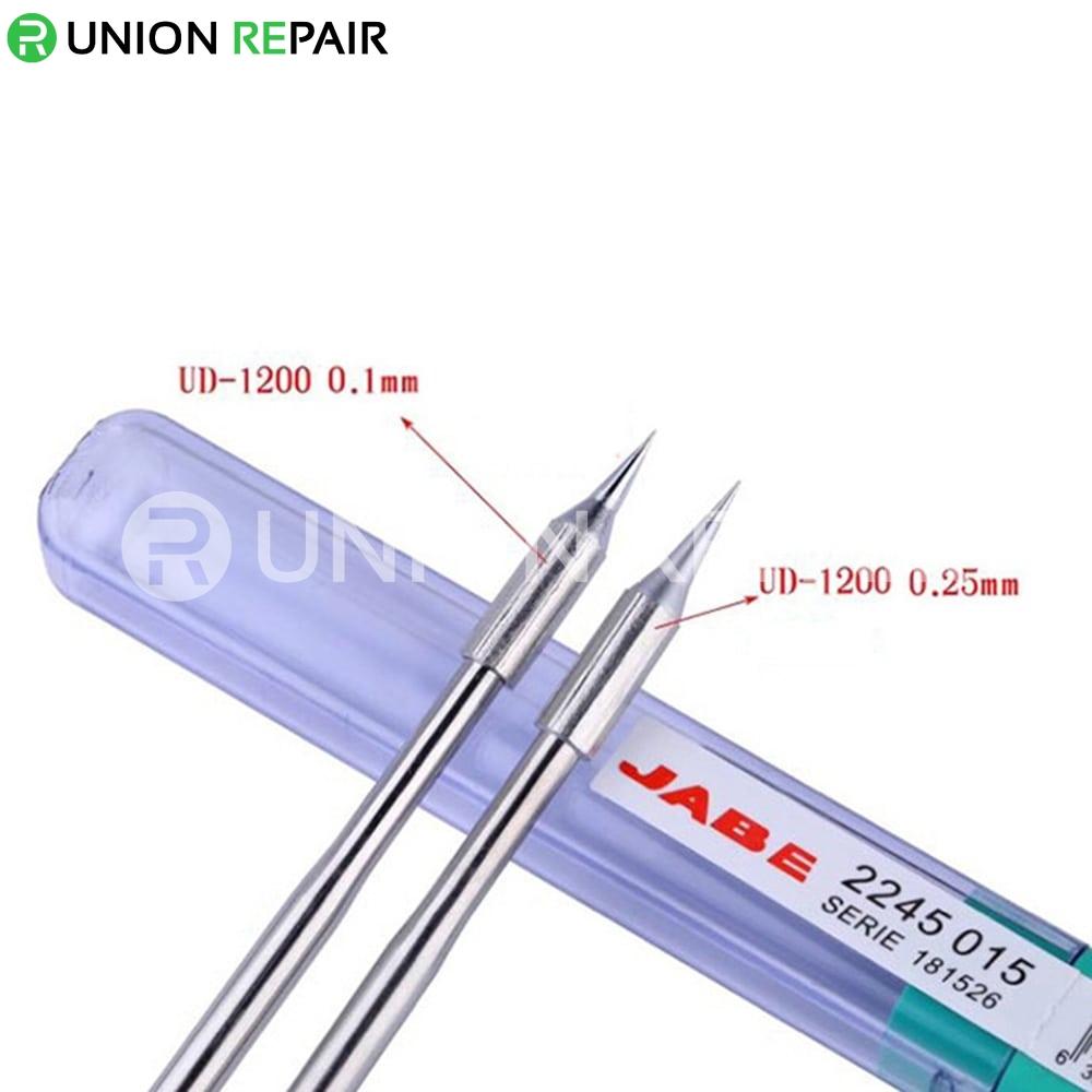 Jabe UD-1200 Lead Free Solder Iron Tip, Type: Jabe T-I 015