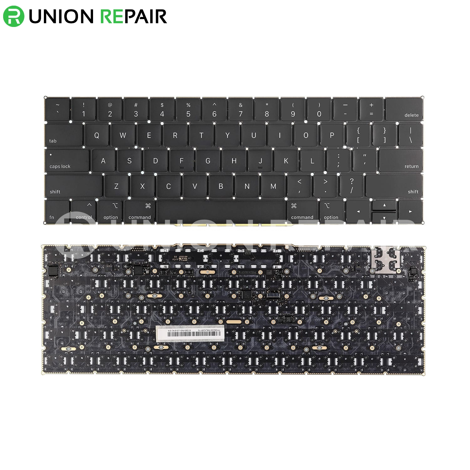 Keyboard (US English) for MacBook Pro A1989/A1990 (Mid 2018)
