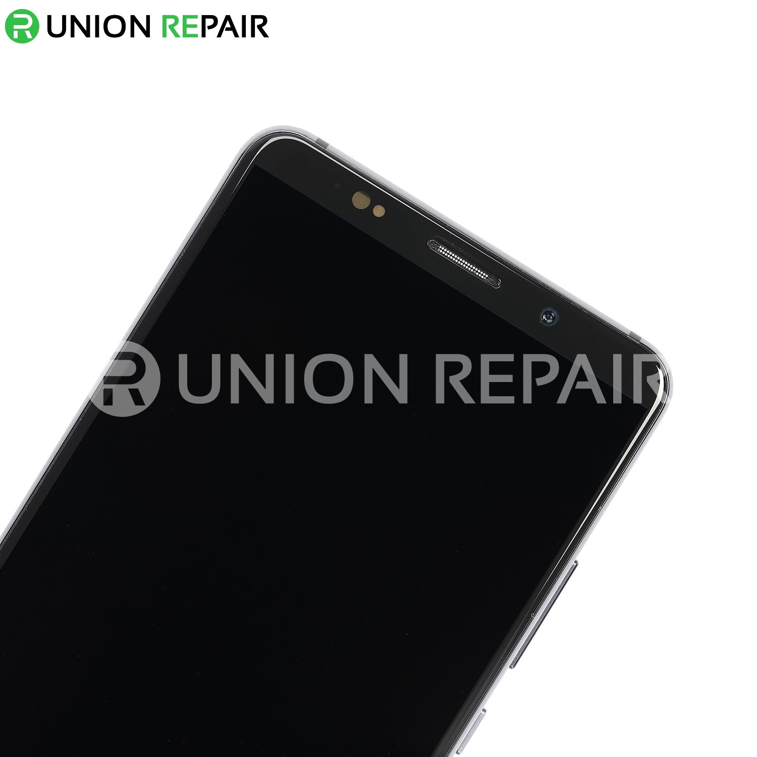 Replacement for Huawei Mate 10 Pro LCD Screen Digitizer Assembly with Frame - Titanium Grey