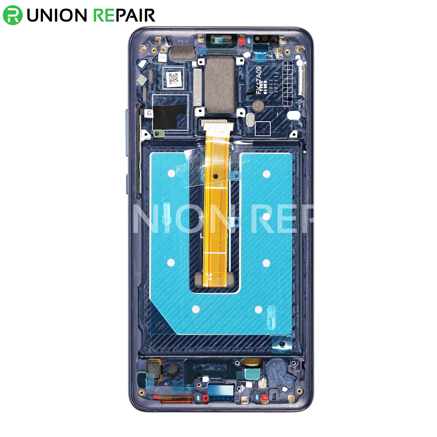 Replacement for Huawei Mate 10 Pro LCD Screen Digitizer Assembly with Frame - Midnight Blue