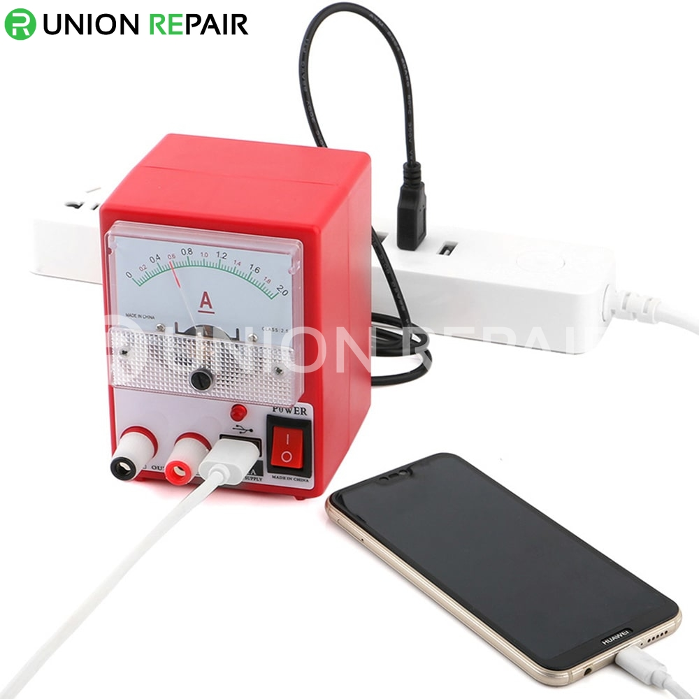 PM-2A Mini Mobile Maintenance DC Power Supply