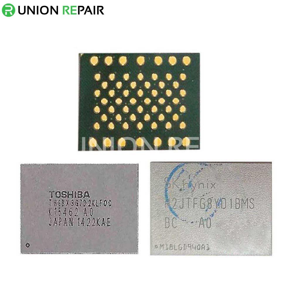 NAND EMMC Flash IC For iPhone 6S/7G (128GB/256GB/512GB)