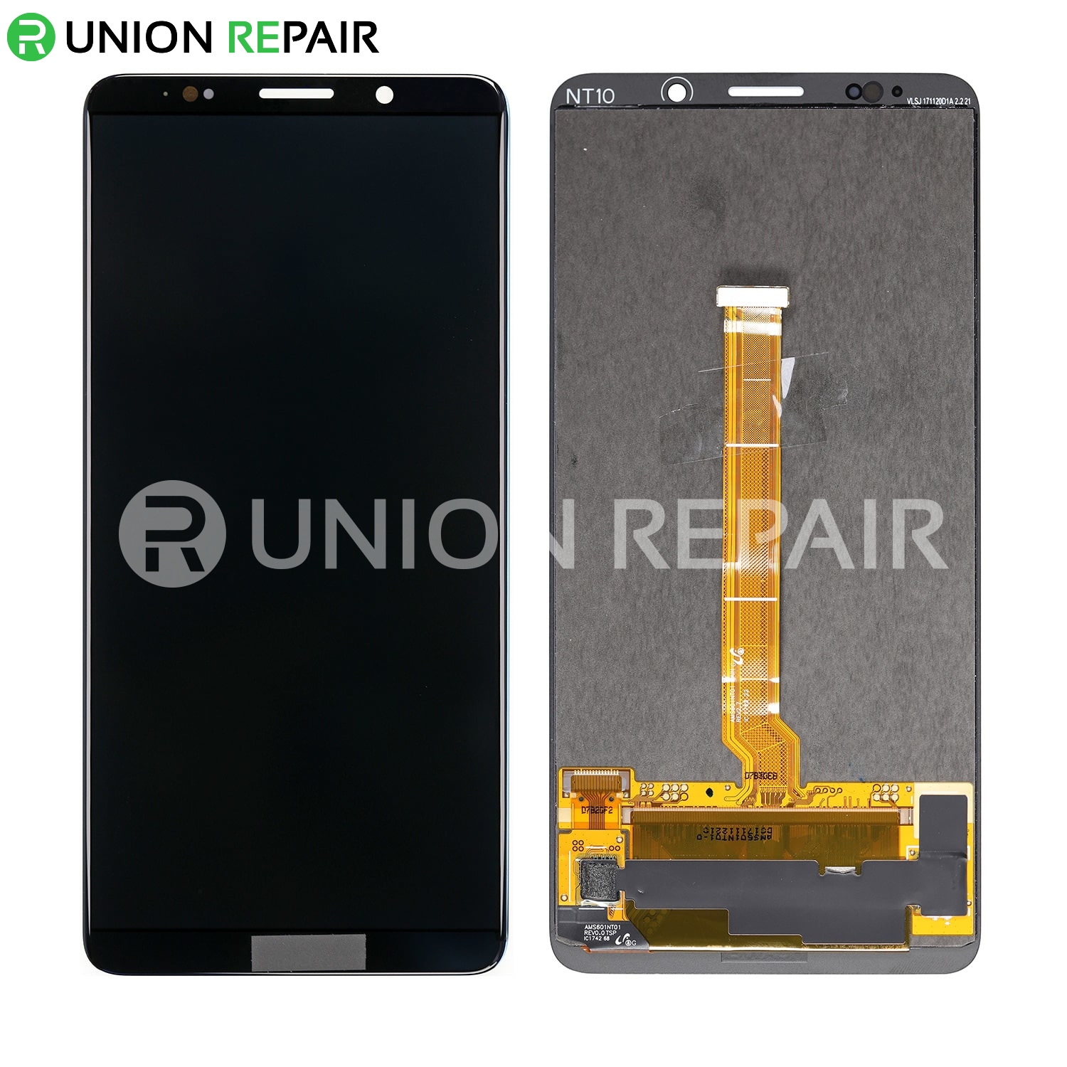 Replacement For Huawei Mate 10 Pro Lcd Screen Digitizer Assembly Midnight Blue