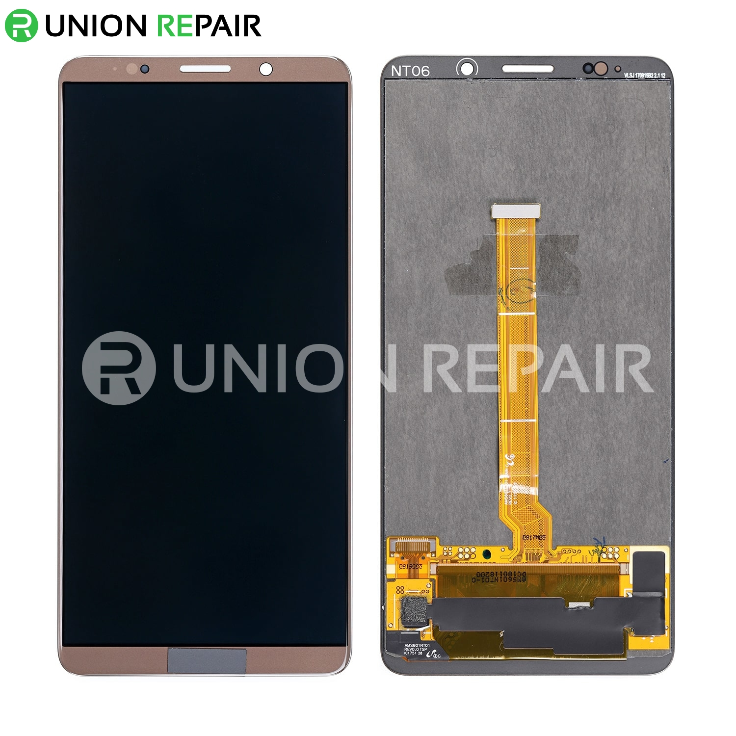 Replacement For Huawei Mate 10 Pro Lcd Screen Digitizer Assembly Mocha Brown