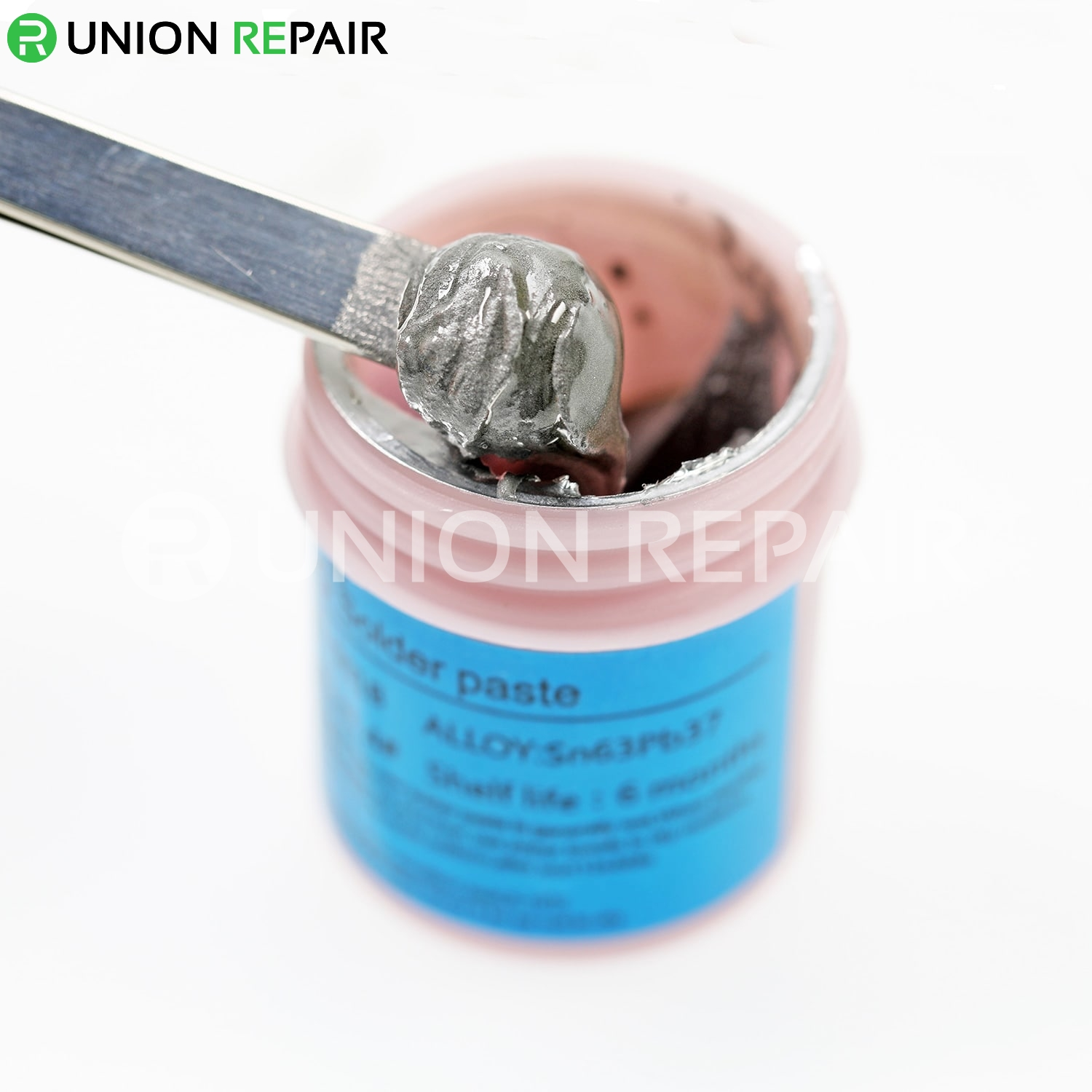 MiJing Solder Paste Tool for PCB SMD BGA, Condition: MJ-503B 30g 138°C Low Temperature