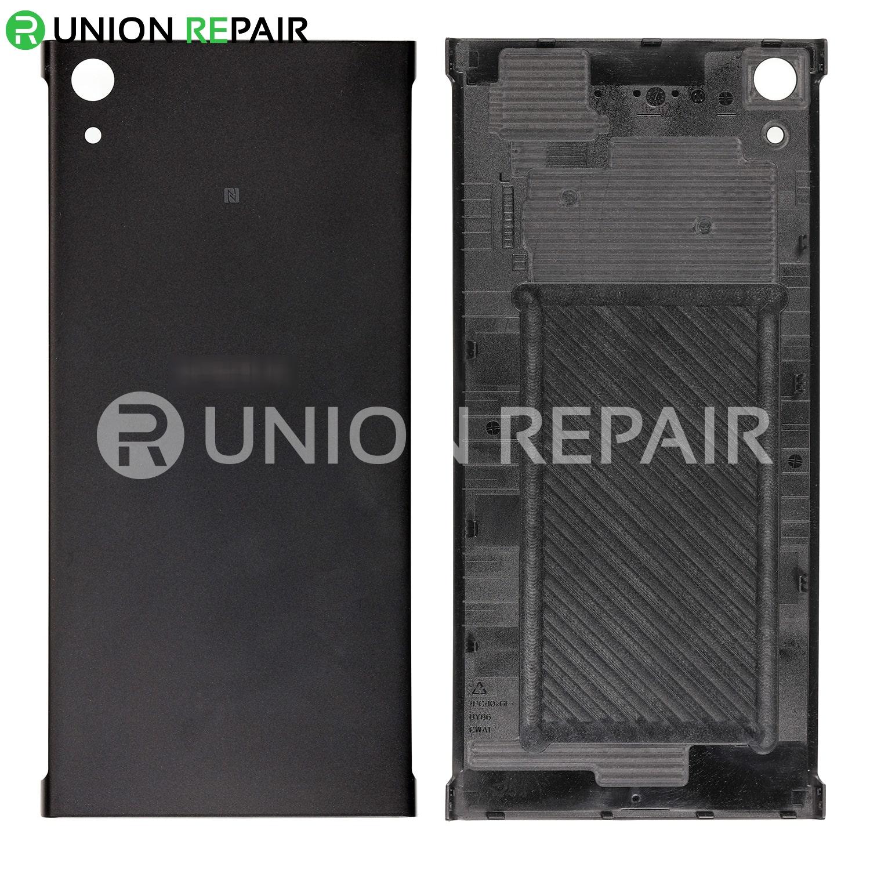 Replacement for Sony Xperia XA1 Ultra Battery Door - Black