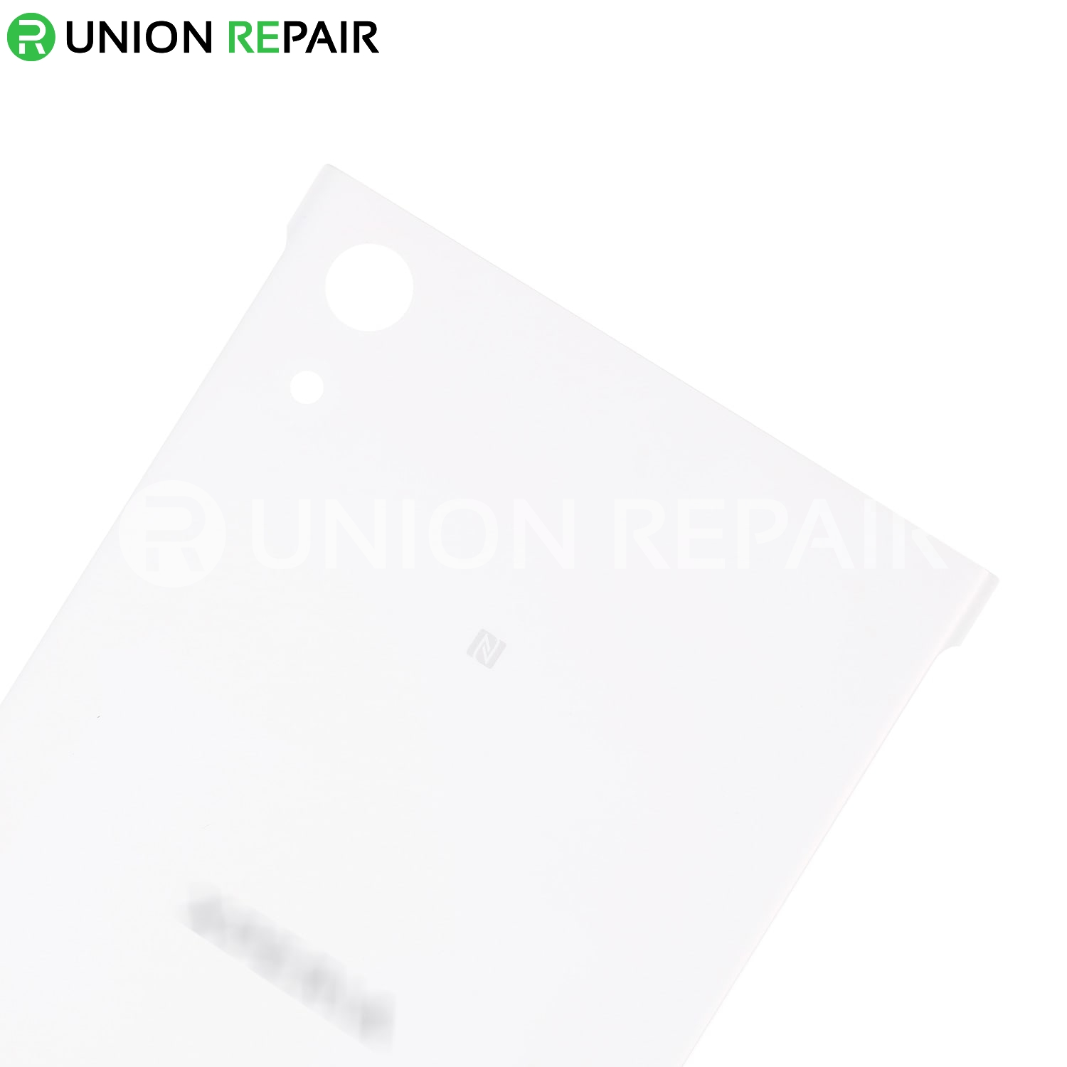 Replacement for Sony Xperia XA1 Ultra Battery Door - White