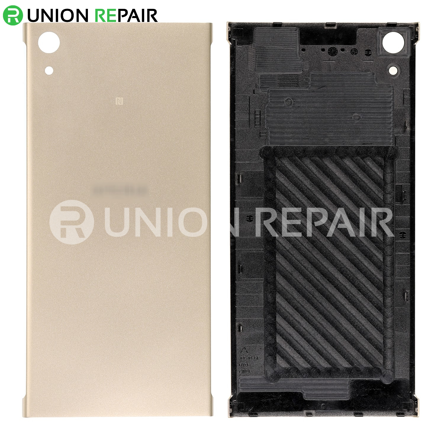 Replacement for Sony Xperia XA1 Ultra Battery Door - Gold