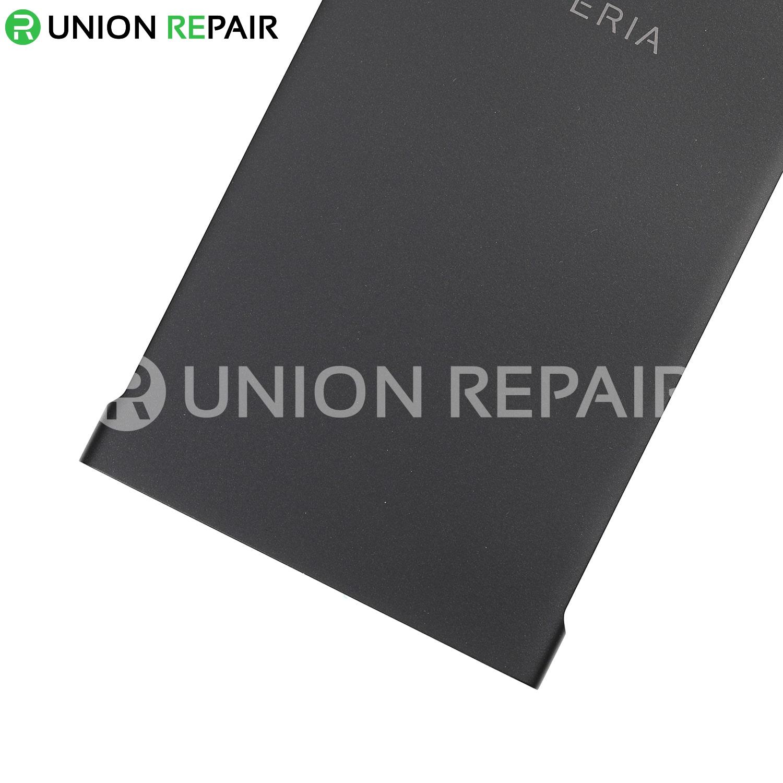 Replacement for Sony Xperia XA1 Battery Door - Black