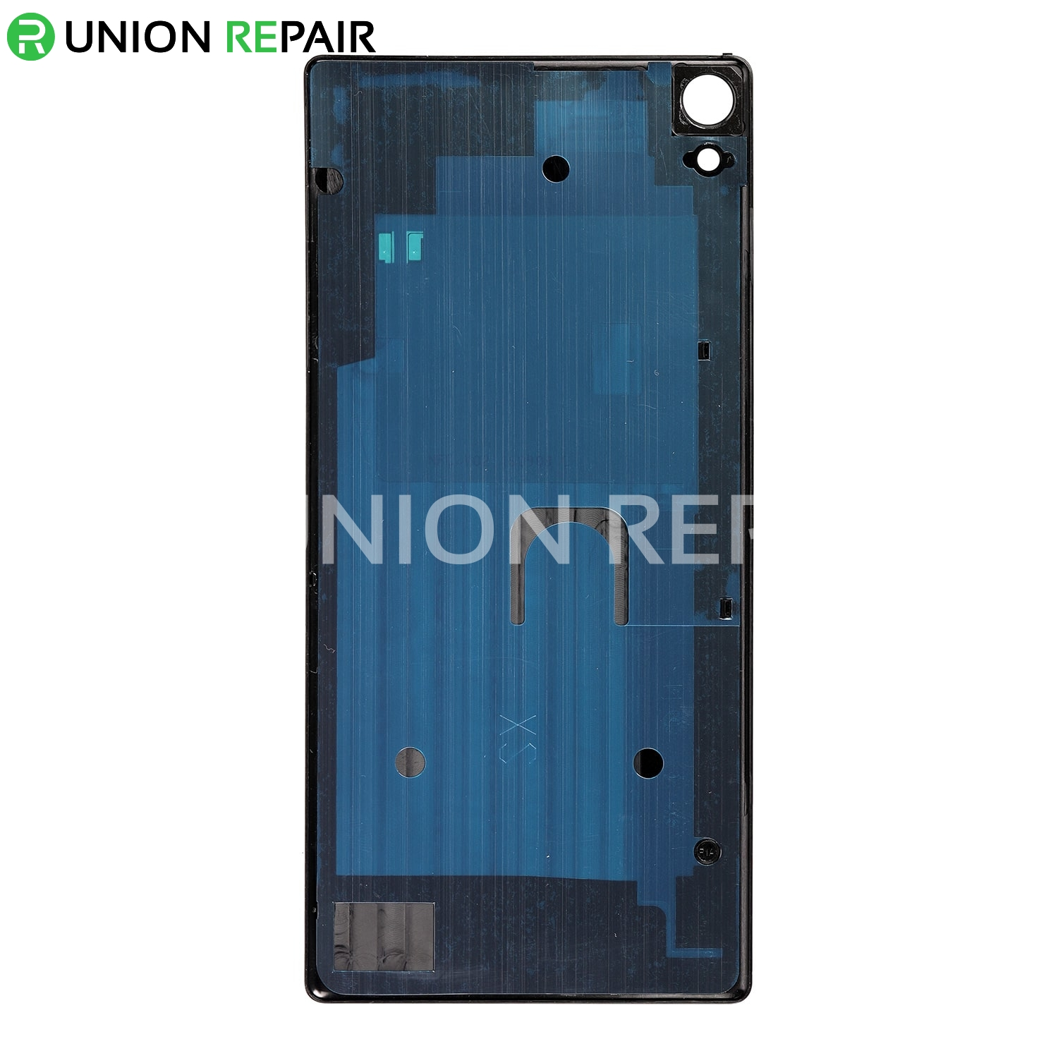 Replacement for Sony Xperia XA Ultra Battery Door - Graphite Black