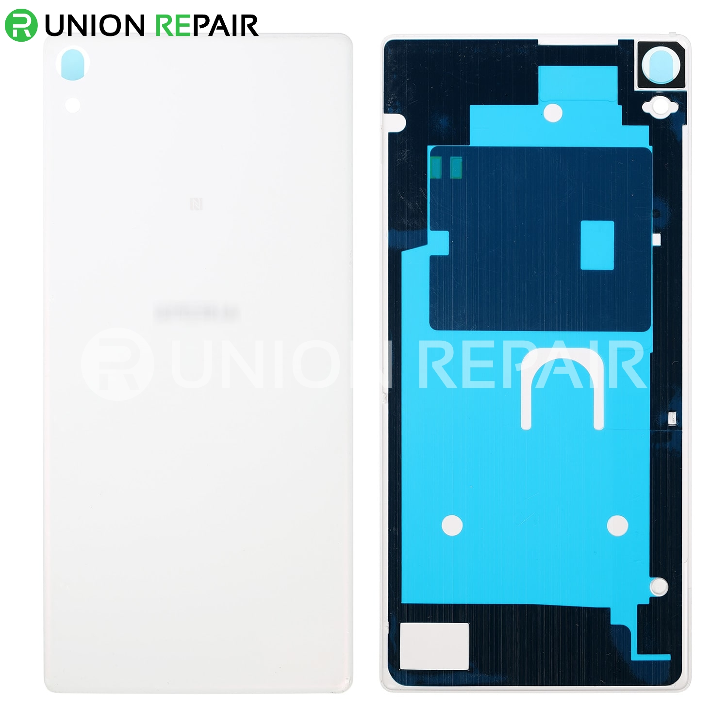 Replacement for Sony Xperia XA Ultra Battery Door - White