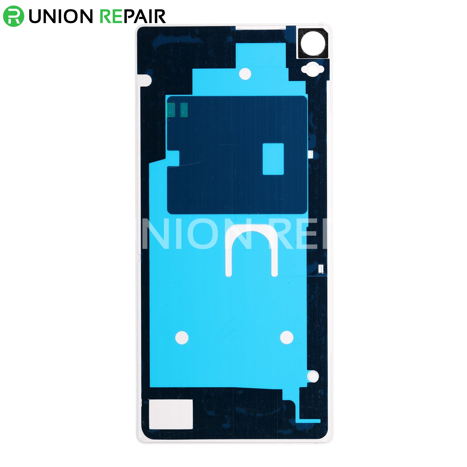 Replacement for Sony Xperia XA Ultra Battery Door - Lime Gold