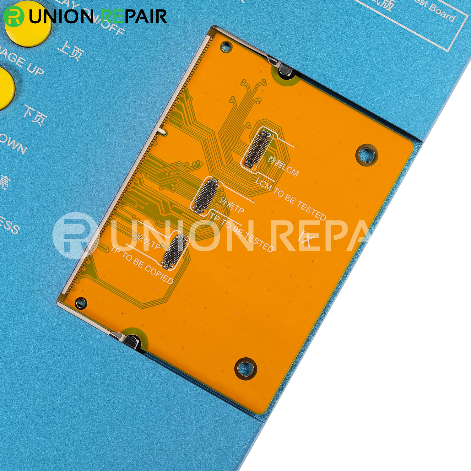 Intelligent Multifunctional Test Board for iPhone 7/7P/8/8P/X/XS/XSMAX
